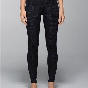 Lululemon Wunder Under Full-on Luxtreme